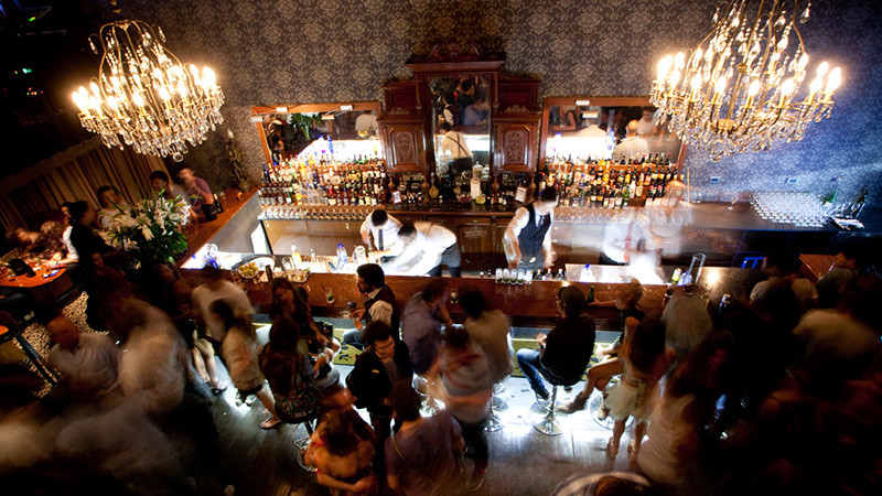 5 Cocktail Bars in Buenos Aires