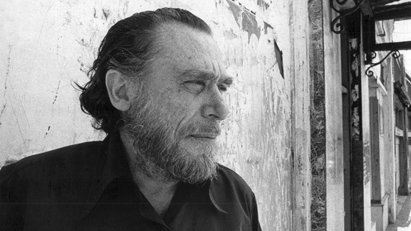 3 Charles Bukowski Poems Animated
